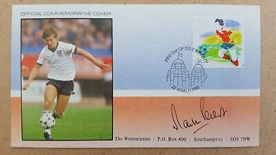 Martin Peters Signed Official Westminster FDC England World Cup Winner