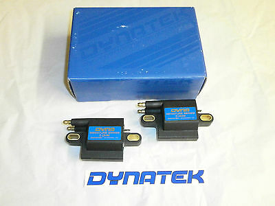 Harris Dyna 3 ohm Mini coils. suits dyna 2000 and oem ignitions