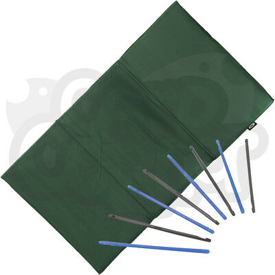 NGT Carp Fishing Care Unhooking Landing Mat with Mouth Hook Disgorgers