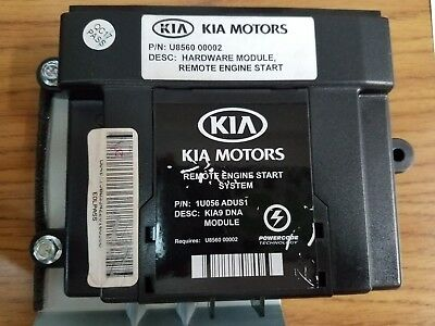 REMOTE START Engine New OEM 1U056 ADU00 Genuine KIA Fits Sorento 2014-2015  X8