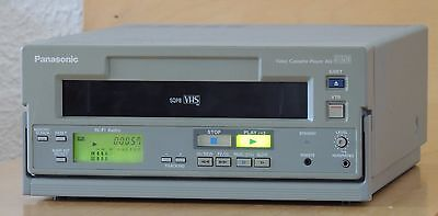 Panasonic AG-5150 Professional VHS Video Cassette Player