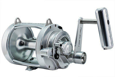 Accurate ATD-50W ATD Platinum Twin Drag Reel RH