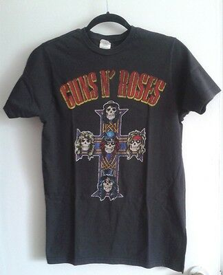 Vintage original t-shirt Guns N' Roses Appetite for Destruction, 1987, size M