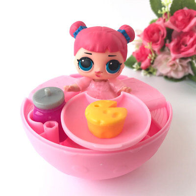 5/10/50pcs LOL Surprise Doll 7 Layers Surprise Ball For Kids Small Size