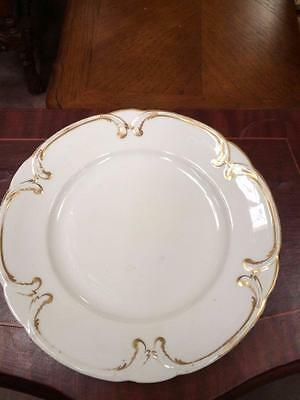 Antique Georgian Bloor Derby White Gold Plate