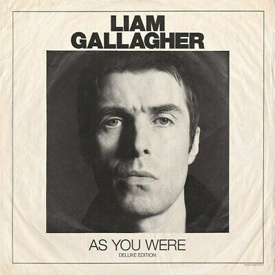 As You Were - Liam Gallagher (Deluxe  Album) [CD]