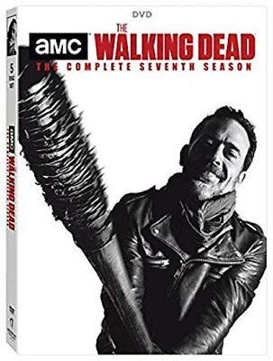 NEW The Walking Dead Complete Season 7 Seventh - DVD BOXSET -New Sealed FREE P&P