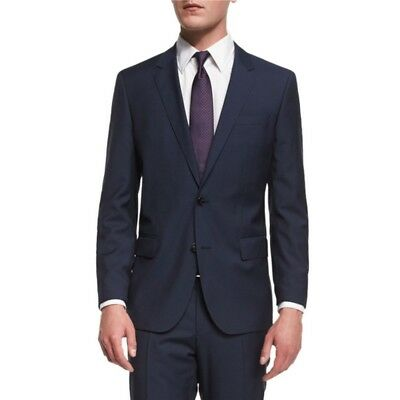 Navy Wedding Groomsmen Man Suits Slim Fit Formal Dinner Party Tuxedo Man Jacket
