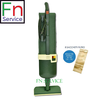 ASPIRAPOLVERE VORWERK FOLLETTO vk 120 vk 121 vk 122  (no vk 200 150 140 135)