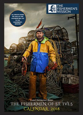 The Fishermen of St. Ives Calendar 2018