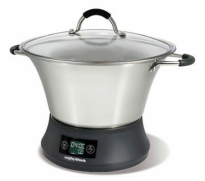 Morphy Richards 461007 Supreme Precision 3 in 1 Slow Cooker
