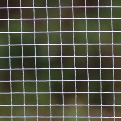Galvanised Chicken Wire Mesh Cage Aviary Fencing (4M x 0.9M 13mm Square Hole)