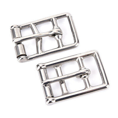 Stainless steel cinch buckle horse rug fittings leather buckle saddlery buckle F