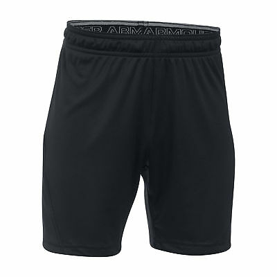 Under Armour Challenger II Kids Knit Exercise Fitness Sport Short