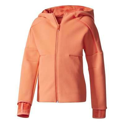 adidas Little Girls ZNE Hoodie 2Pulse