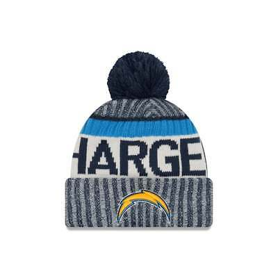 New Era NFL Los Angeles Chargers 2017 Sideline Sport Knit
