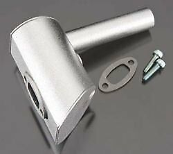 DLE ENGINES 60-W32 Muffler Right 2-Hole DLE60 DLEG6032 DLEG6032 Dle Engines