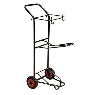 Stubbs Lightweight Tack Trolley, Curved