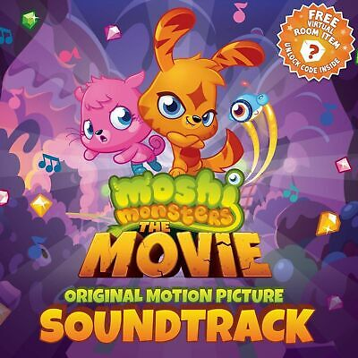 Moshi Monsters: The Movie (Original Motion Picture Soundtrack) (2xCD)