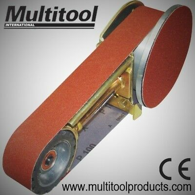 "Multitool MTA-362 50mm x 915mm Belt Grinding Grinder Attachment Linisher 2x72""?"
