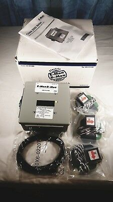 NEW - E-MON D-MON 480200 JKIT Class 2000 277/480 200A Three Phase Meter! (NIB)