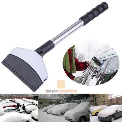 1pc Stainless Steel Auto Car Vehicle Snow Ice Shovel Scraper Removal Clean Tool