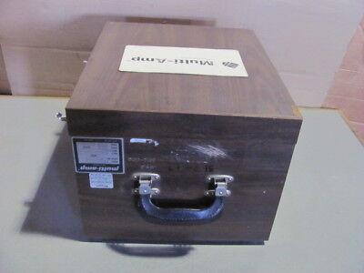 OEM multi - amp universal protective relay tester model SR-76A