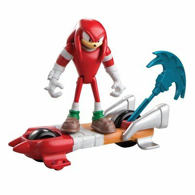Sonic Boom Knuckles with Ripcord Board - Rip and Launch