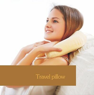 Ortho-Therapy Memory Foam Neck U-Shaped Pillow Ultimate Support For Travel