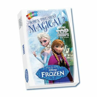 Frozen Top Trumps Minis Card Game