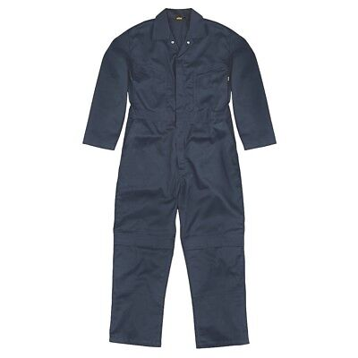 bolier suit size large 100% cotton very good condition