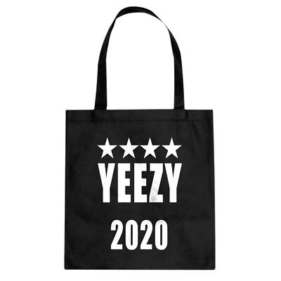 Tote Yeezy 2020 Cotton Canvas Tote Bag #1174