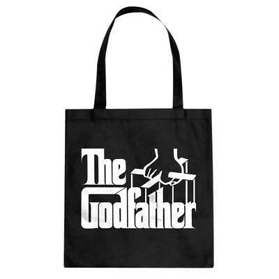 Tote The Godfather Cotton Canvas Tote Bag #3065