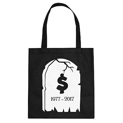 Tote RIP Mayweather Cotton Canvas Tote Bag #3326