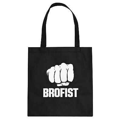 Tote Brofist Cotton Canvas Tote Bag #3423