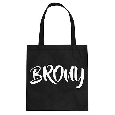 Tote Brony Cotton Canvas Tote Bag #3407