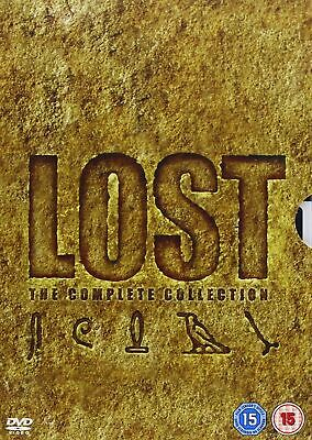 Lost: The Complete Seasons 1-6 (Box Set) [DVD]