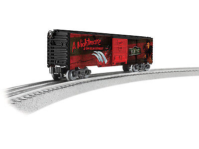 Lionel #83162 A Nightmare On Elm Street Boxcar