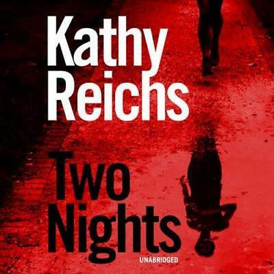 NEW Two Nights By Kathy Reichs Audio CD Free Shipping