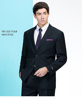 Men Suits Wedding Groom Suits Slim Fit Business Dinner Party Suits Man Jacket