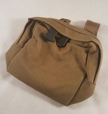 Paraclete MSA Small General Purpose GP Pouch Coyote CRYE CAG DELTA EAGLE LBT