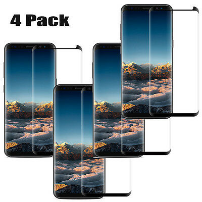 Case Friendly Tempered Glass Screen Protector For Samsung Galaxy S8 / S8 Plus +