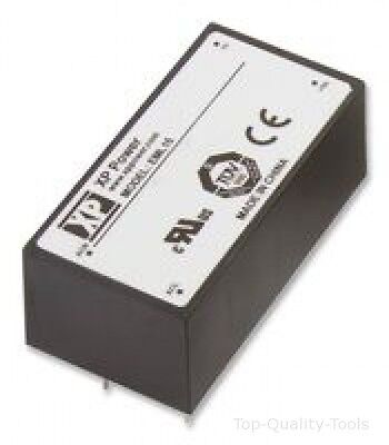 eml15us05-e-XP POWER - AC/DC Transformador, 15w, 5v, 3a