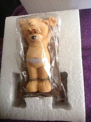 Bad Taste Bear Stretch London Dungeon Excellent Condition