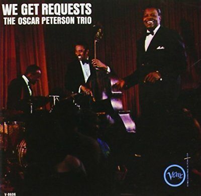 Oscar Peterson-We Get Requests  ++ 2LPs 180g 45rpm+++Analogue Productions+++NEU
