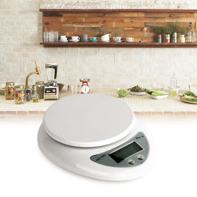 5kg 5000g/1g Digital Scale Kitchen Food Diet Postal Scale Electronic Weight Scal