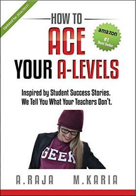 How to Ace Your A-Levels: Inspired by Student Success Stories. We Tell You...