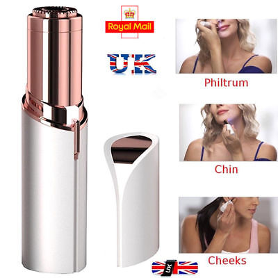 Finishing Touch Flawless Women Painless Hair Remover Face Facial Hair Removal UK