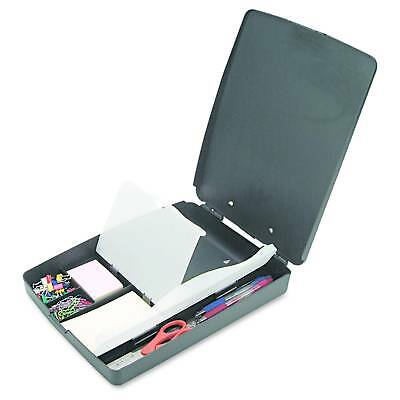 Officemate® Clipboard with Internal Storage - Gray