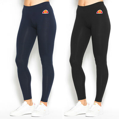Ellesse Heritage Solos 2 Womens Ladies Running Fitness Fashion Legging Tight